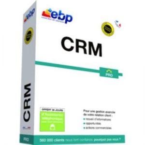 Logiciel EBP CRM