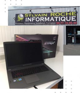 magasin Sylvain Roche Informatique